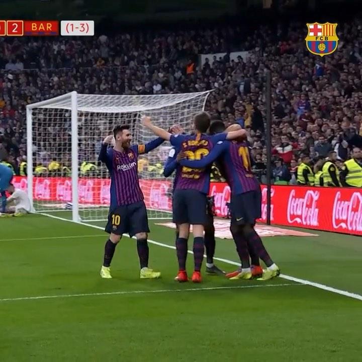"""""""巴塞罗那""""2020月2月27日视频"""