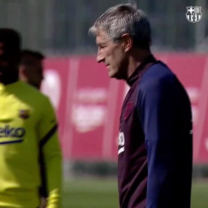 """""""巴塞罗那""""2020月3月11日视频"""