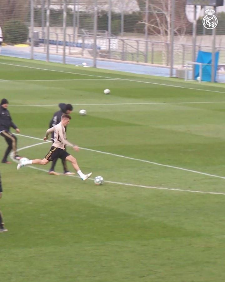 """""""皇家马德里""""2020月2月29日视频"""