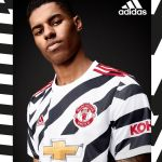 ⬜ Stand out from the crowd ⬛ Our new @adidasfootball third shirt, out now. #MUFC #Rashford
