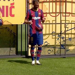 """""""巴塞罗那""""2020月9月15日视频"""