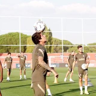 """""""马德里竞技""""2020月9月16日视频"""