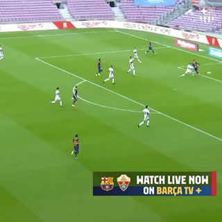 """""""巴塞罗那""""2020月9月20日视频"""