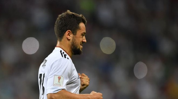 阿贾克斯边锋尤尼斯因伤缺席德国队比赛