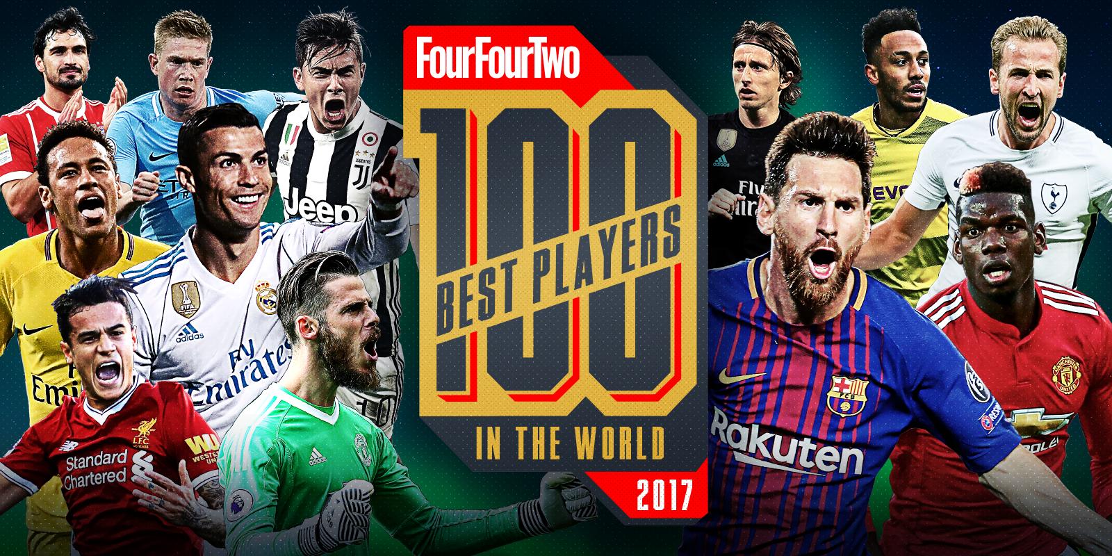 《442》评2017百大球星:梅西、C罗、内马尔分列前三