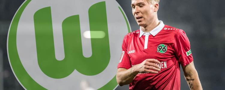 德媒:汉诺威边锋克劳斯将在下赛季加盟沃尔夫斯堡
