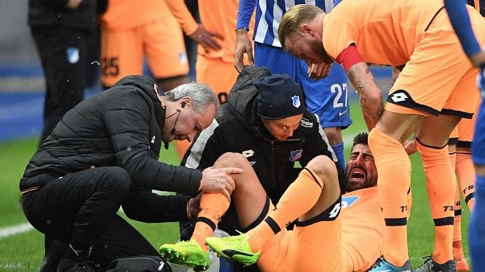 图片报:霍芬海姆中场德米尔巴伊或伤缺八周