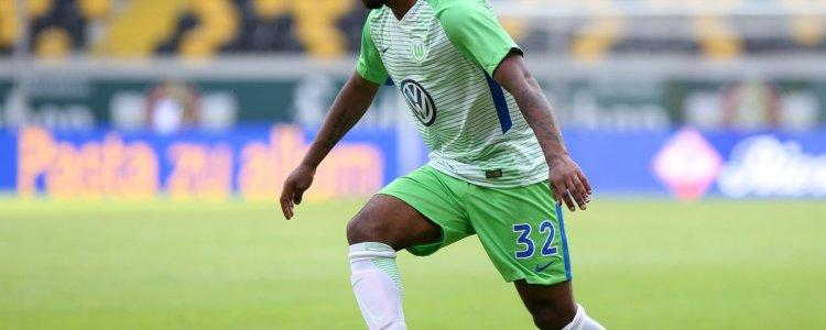 官方:沃尔夫斯堡前锋辛迪斯租借加盟德乙菲尔特