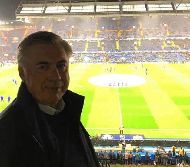 安切洛蒂:皇马和巴萨是欧冠大热门,因为他们有梅西C罗