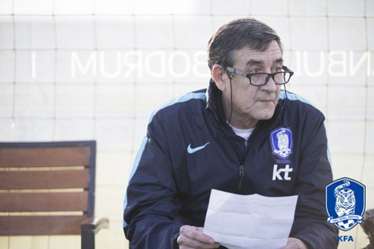 官方:皇马名宿加西亚-埃尔南德斯出任韩国国家队球探