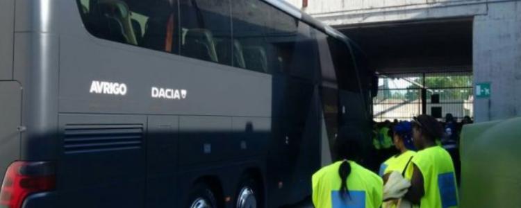 乌迪内斯11连败,球迷围堵大巴向波佐家族抗议