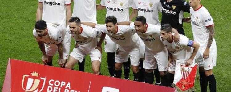 惨惨惨,塞维利亚首次单赛季6次被对手打进5球