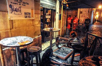 为预防欧冠场外暴力事件,罗马城或将下达禁酒令