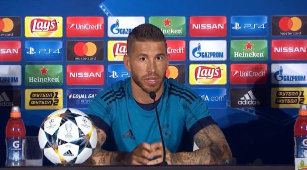 皇马队长:过去的辉煌已成往事,明天就像第一次欧冠决赛
