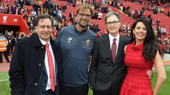 利物浦老板:克洛普干得漂亮,我要去看欧冠决赛