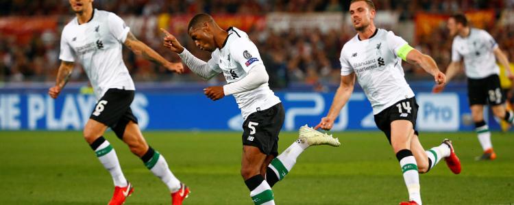 46球!利物浦单赛季欧冠进球创历史纪录
