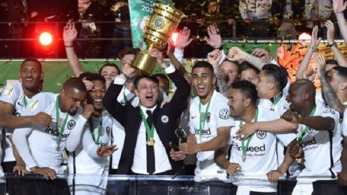 科瓦奇:为德国杯冠军骄傲,不舍得离开法兰克福
