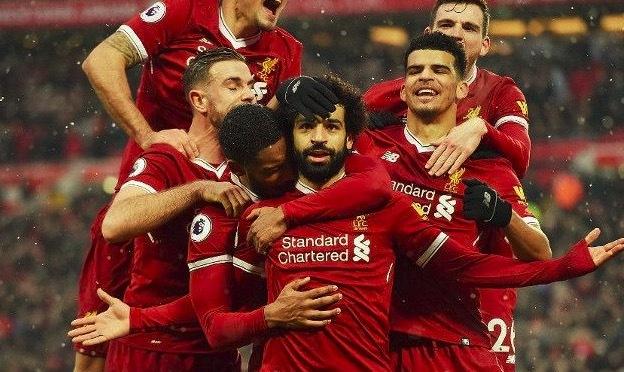 利物浦2018/19赛季赛程公布:9月10月连战热刺切尔西曼城