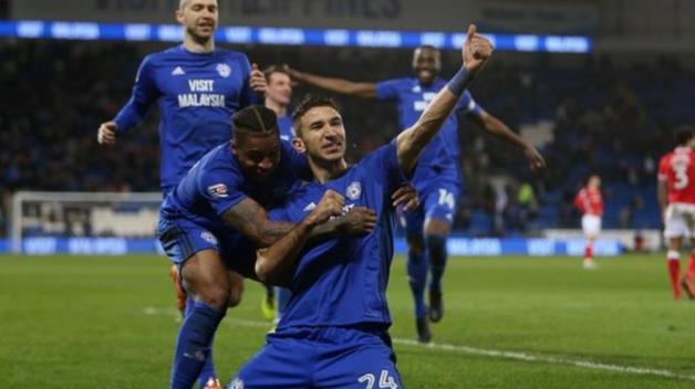 BBC:卡迪夫城与利物浦谈格鲁伊奇续租