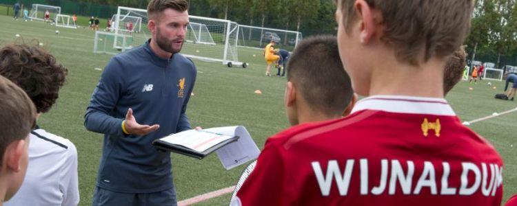 官方:利物浦在香港建国际足球学院