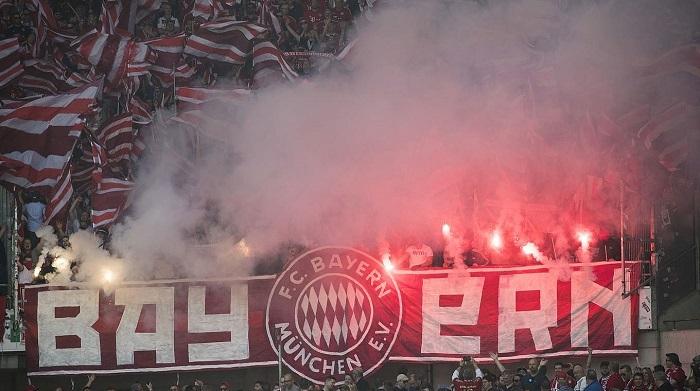官方:拜仁慕尼黑因球迷不当行为被罚款7.7万欧