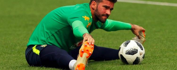 传阿利松不太愿在利物浦生活,皇马接近将他签下