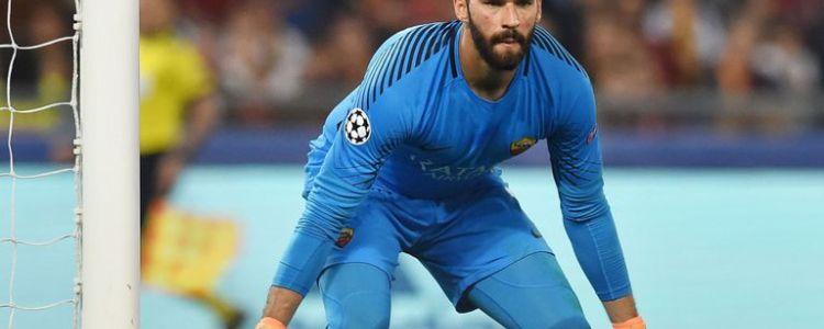 意大利天空体育:交易已定!利物浦6700万镑签阿利松