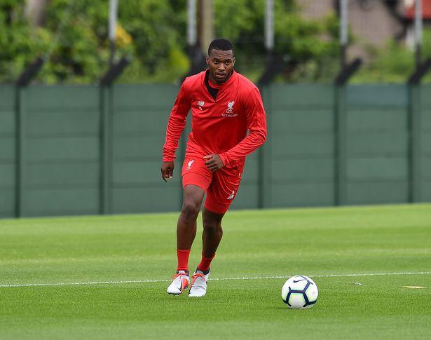 斯图里奇:我认为我会留在利物浦,希望能每周都踢上比赛