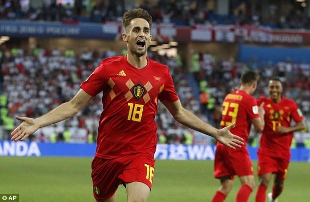 比媒:埃弗顿打算签下比利时攻击手贾努扎伊