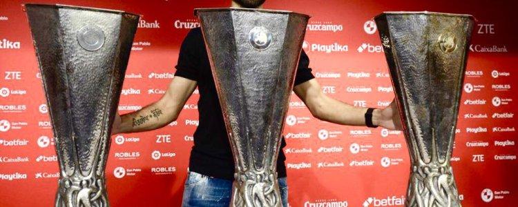 官方:塞维利亚队长尼古拉斯-帕雷哈与俱乐部解约