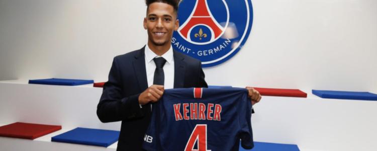 官方:巴黎圣日耳曼签下沙尔克04后卫科雷尔