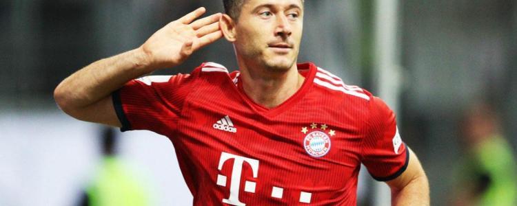 德媒:莱万托利索等球员均不会出战与汉堡友谊赛