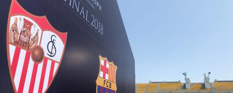官方:若巴萨使用4名非欧球员,塞维利亚将起诉巴萨