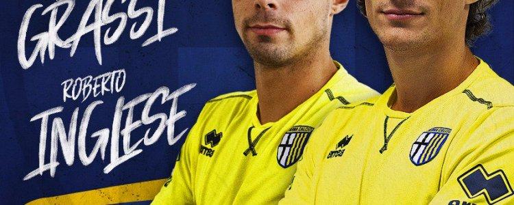 官方:帕尔马租借那不勒斯球员格拉西和因格莱塞