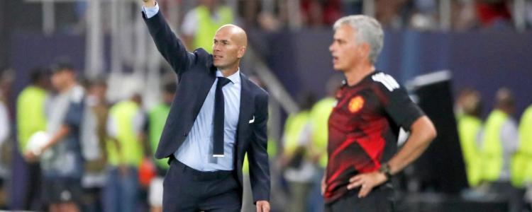 队报:齐达内希望19-20赛季去英超执教,尤其属意曼联