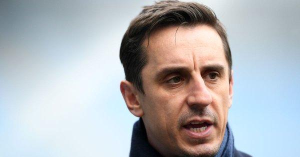 内维尔:我说利物浦有能力竞争英超冠军,你却说我是挖苦