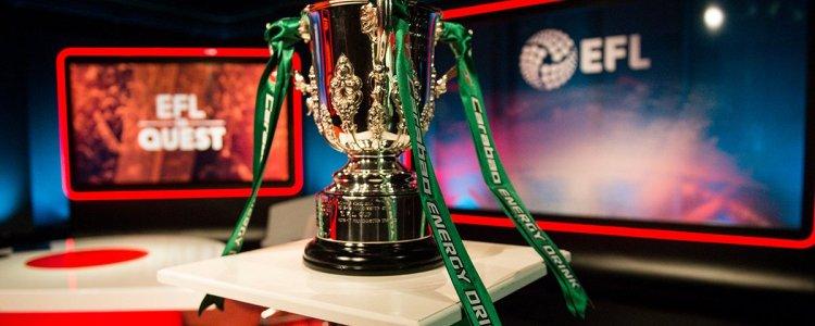联赛杯第四轮抽签出炉:切尔西对阵德比郡