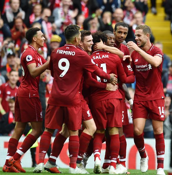 队史首次!利物浦开季7连胜创造纪录