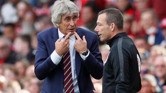 泰晤士报:西汉姆联若想解雇佩工,恐将支付1500万英镑