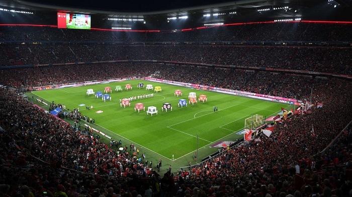新气象,拜仁慕尼黑主场更换新草皮