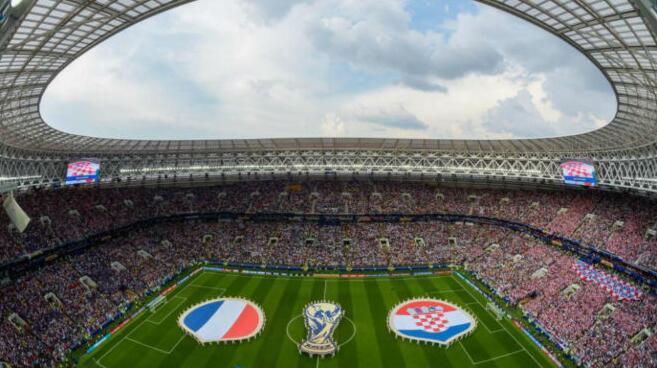 皇马与莫斯科中央陆军的比赛将在卢日尼基球场举行