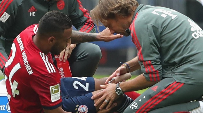 托利索原本有意回巴黎做手术,遭拜仁慕尼黑拒绝