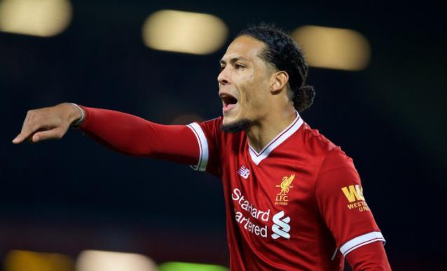 红军名宿:范戴克将来会成为利物浦队长