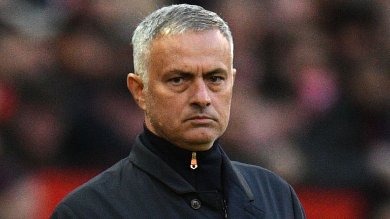 天空体育:英足总将调查穆里尼奥在曼联和纽卡比赛后的言论