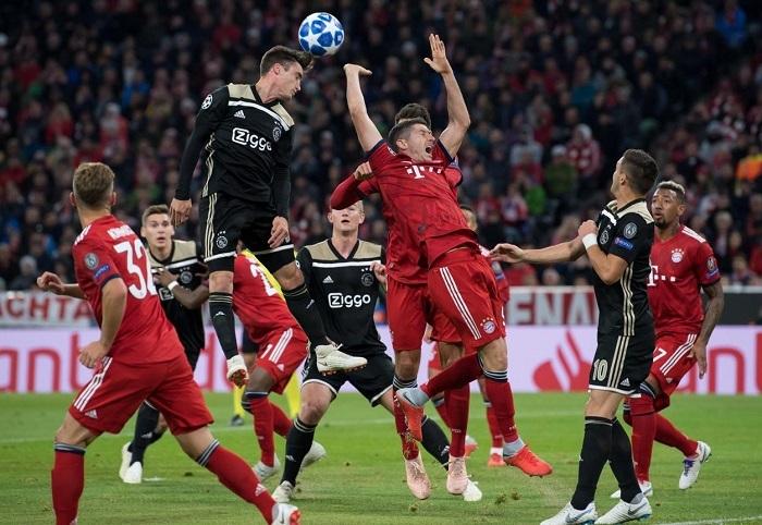 拜仁慕尼黑赛后评分:全队低分,多人4分