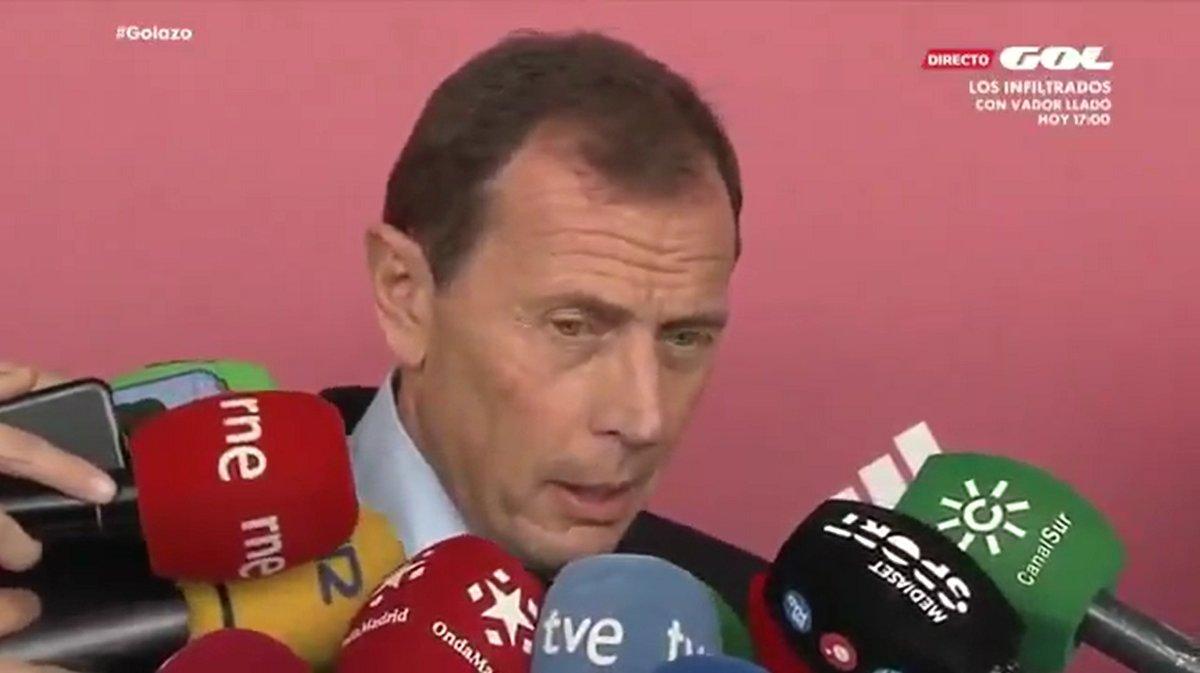 皇马高管:俱乐部对洛佩特吉的教练组有绝对的信任