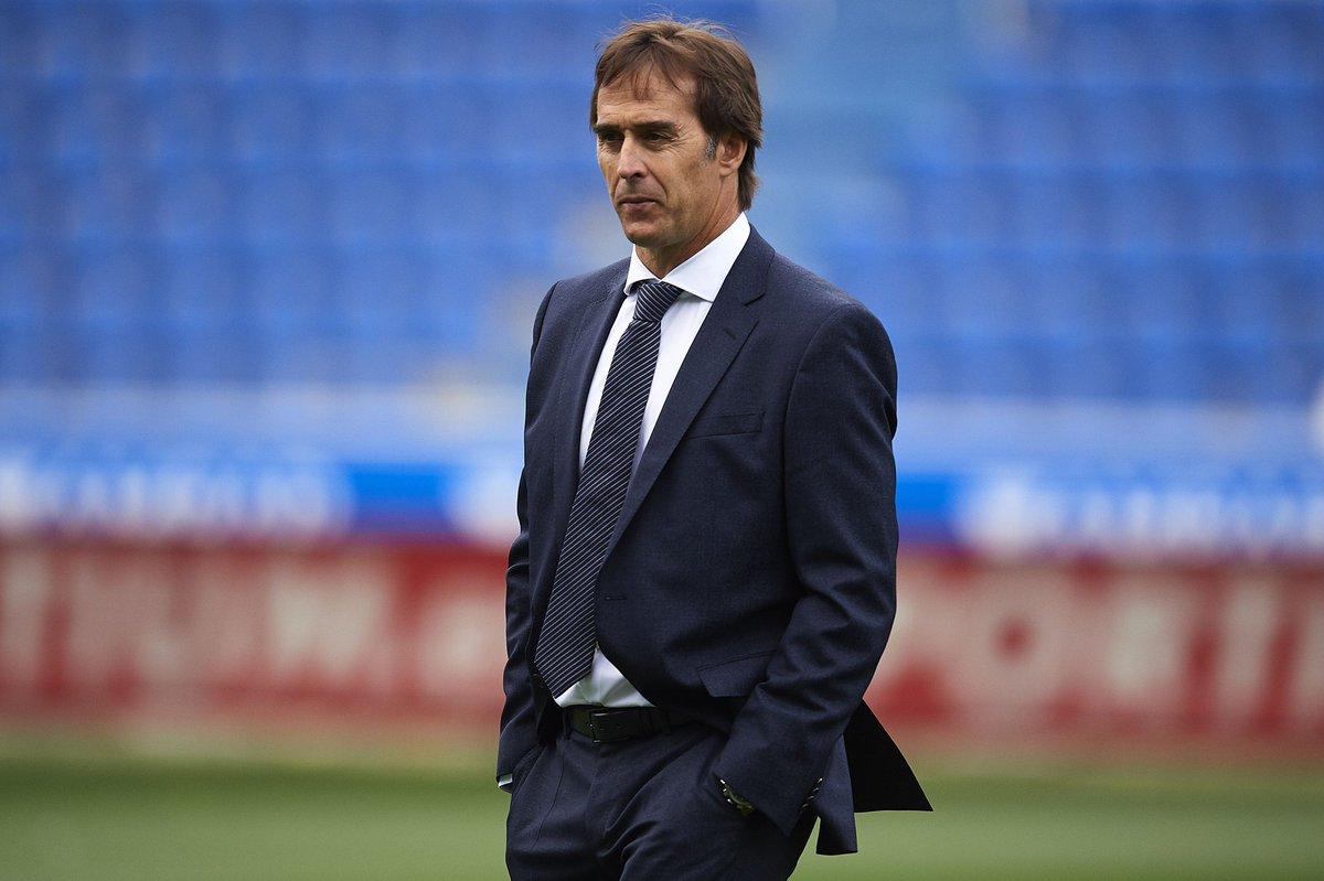 多家媒体确认:皇马考虑换帅,下场比赛前洛佩特吉可能下课