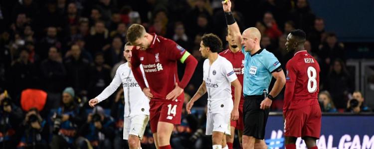 队史首次,利物浦欧冠小组赛客场遭遇三连败