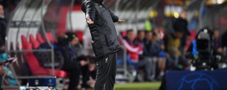 客场太难!利物浦历史首次欧战客场三连败