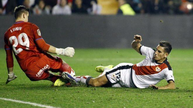 马卡报:卢宁下赛季有望回归皇马,担任替补门将
